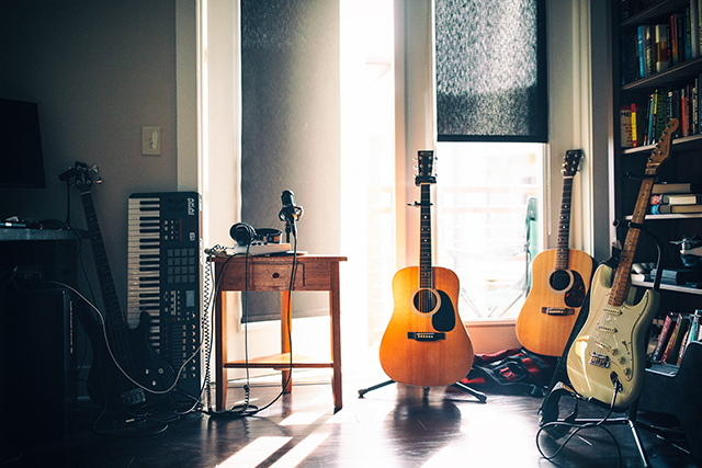 How to Improve the Quality of Your Home Recording Session